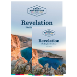 Revelation: The Kingdom Yet to Come - **NEW EDITION** Jeff Cavins & Thomas Smith - Ascension Press (Starter Pack)