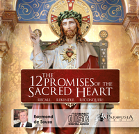 The 12 Promises of the Sacred Heart (CD)