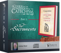 Catechism in the Cafe Course Part 2: The Sacraments