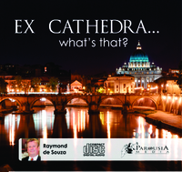 Ex Cathedra'... what's that? MP3