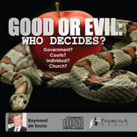 Good or Evil : Governments, Courts, Individual, Church MP3