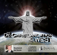 The De-Christianization of the West - Raymond de Souza, KM (MP3)