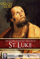 Greatest Story Ever Told Through the Eyes of St Luke DVD