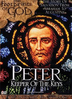 *PRE-ORDER - NEW STOCK AVAILABLE JUNE 2021* Peter: Keeper of the Keys (The Footprints of God Series)