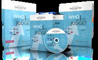 Who Am I To Judge - Dr Edward Sri - Augustine Institute (Starter Kit)