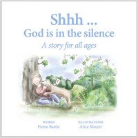 Shhh … God is in the silence is a children's book, though it shares a timeless message for all ages. It is a beautiful reminder that we are all unique and precious, and that we are loved by God. It features beautiful illustrations by Melbourne-based teacher and illustrator, Alice Mount.