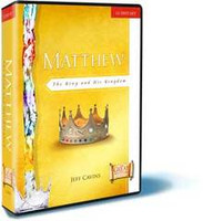 Matthew: The King and His Kingdom - Jeff Cavins & Sarah Christmyer - Ascension Press (DVD Set)