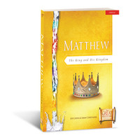 **Pre-Order** Matthew: The King and His Kingdom - Jeff Cavins & Sarah Christmyer - Ascension Press (Study Set)