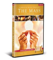 ** Half-Price** A Biblical Walk Through the Mass - Dr Edward Sri - Ascension Press - ORIGINAL EDITION(DVD Set)
