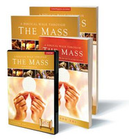 A Biblical Walk Through the Mass - Dr Edward Sri - Ascension Press (Starter Pack)