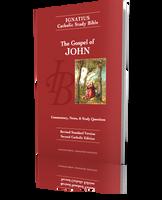The Gospel of John - Ignatius Catholic Study Bible (Paperback)