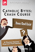 Catholic Bytes: A Crash Course - EWTN Miniseries (DVD)