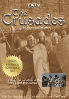 The Crusades - EWTN Original Documentary - (1 DVD + 1 CD Set)