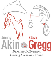 Jimmy Akin vs. Steve Gregg: Debating Differences, Finding Common Ground - Jimmy Akin - Catholic Answers ( 5 CD Set)