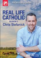 Real Life Catholic: Season 2 - Chris Stefanick - EWTN (4 DVD Set)