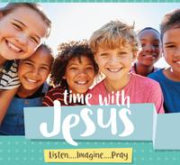 Time with Jesus: Listen....Imagine....Pray - Beheld Media (CD)