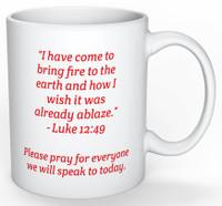 Fire Up Ministries - Coffee Mug