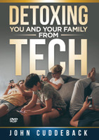 Detoxing You and Your Family From Tech - John Cuddeback - Catholic Answers (DVD)
