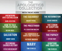 The Apologetics Collection, with Trent Horn - Catholic Answers (12 CD Set)