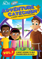 Adventure Catechism: A Journey Through the Catholic Faith - Volume 7 (DVD)