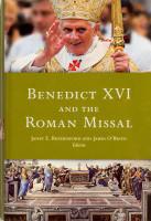 Benedict XVI and the Roman Missal  -Scepter (Hardcover)