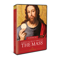 A Biblical Walk Through the Mass - **New Edition**  Dr Edward Sri - Ascension Press (3 DVD Set)