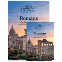 Romans: The Gospel of Salvation -  Andrew Swafford & Jeff Cavins - Ascension Press (Starter Pack)