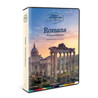 Romans: The Gospel of Salvation -  Andrew Swafford & Jeff Cavins - Ascension Press (4 DVD Set)