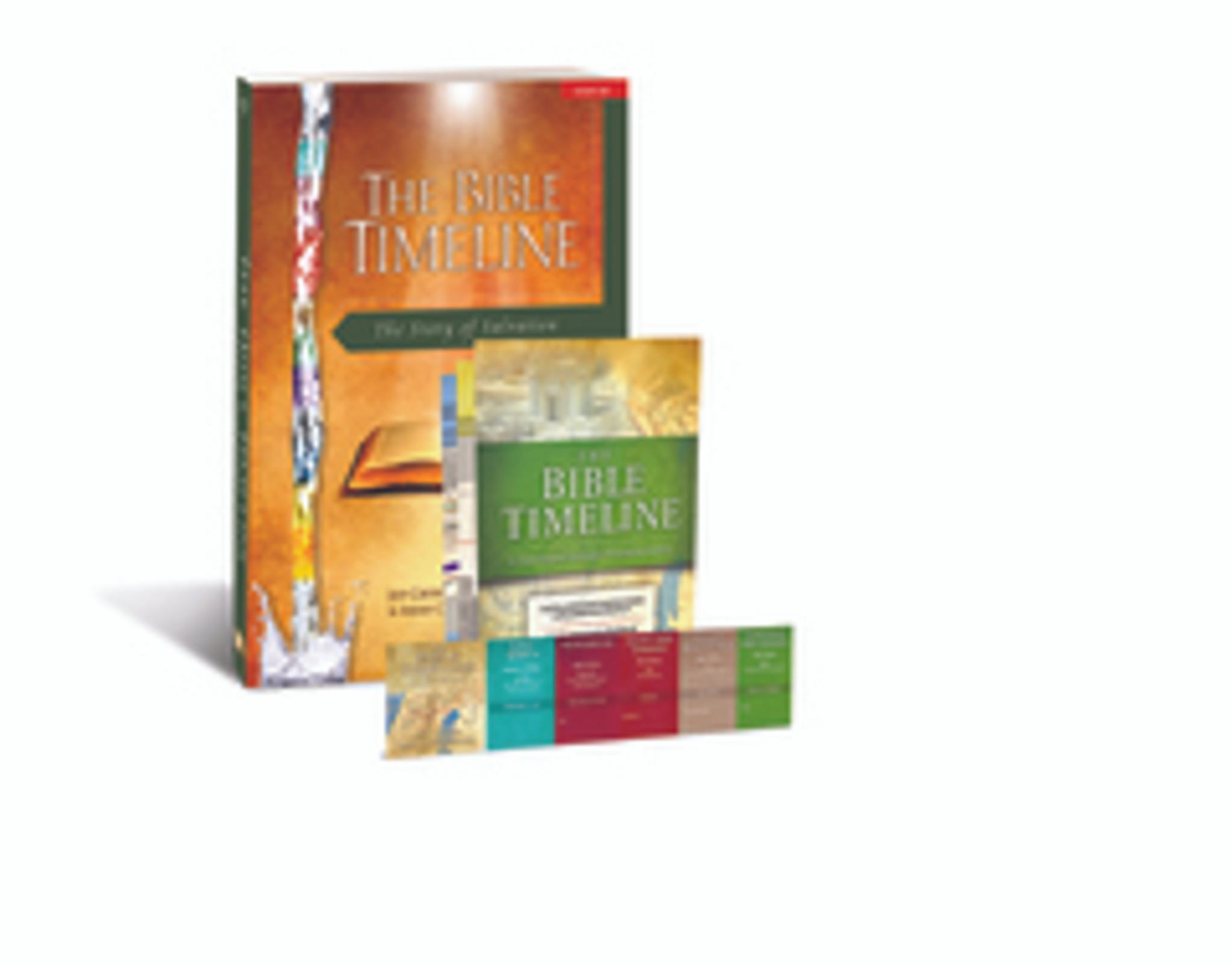 The Bible Timeline: The Story of Salvation - Jeff Cavins, Sarah Christmyer  & Tim Gray - Ascension Press (Study Set)
