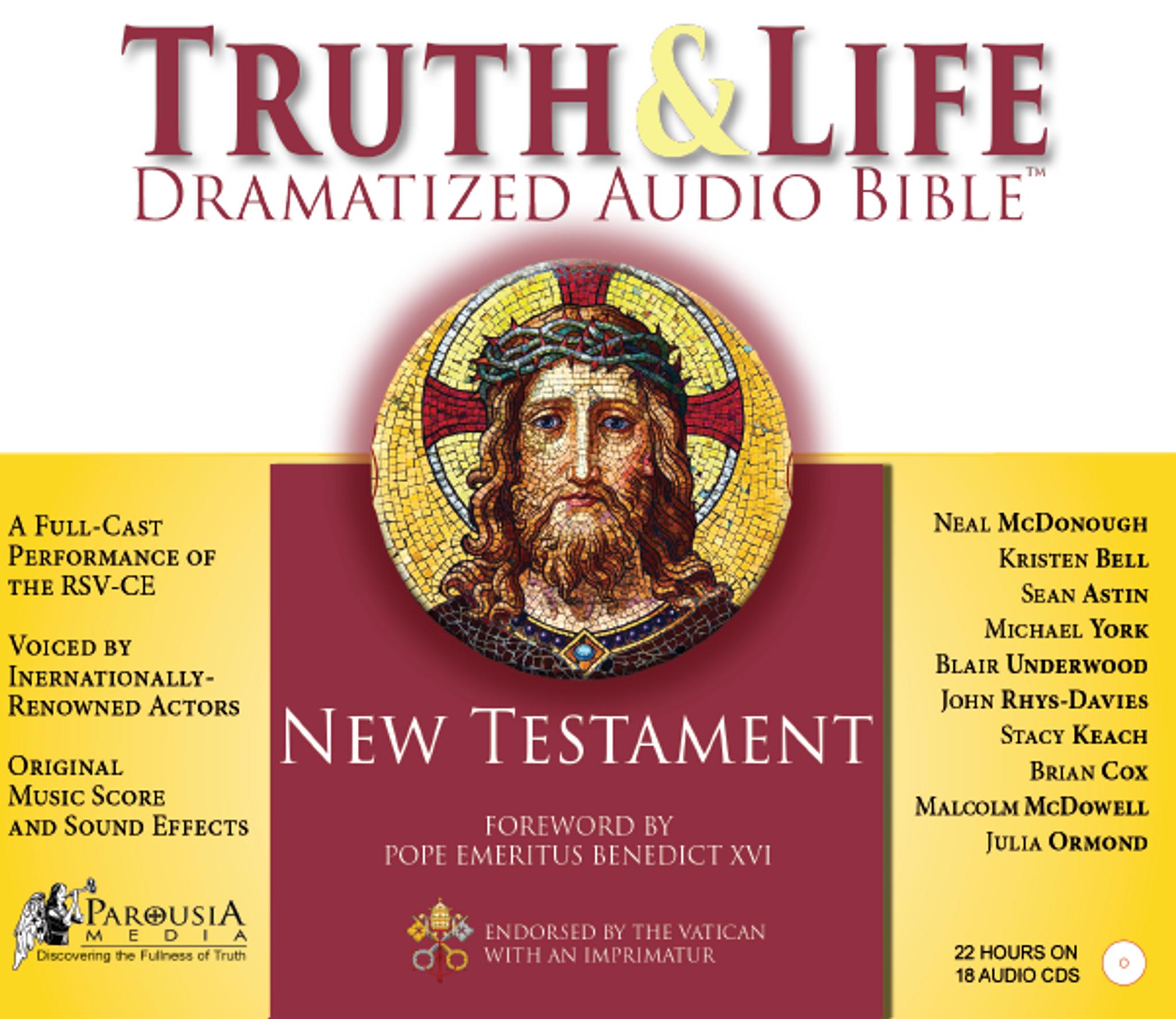 Truth & Life Dramatized Audio Bible (MP3)