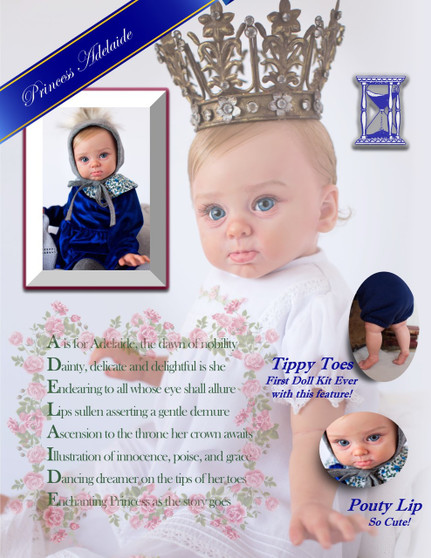 Princess Adelaide- Limited Edition