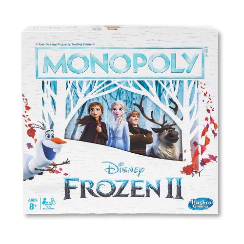 Monopoly Disney Frozen 2 Edition Board Game