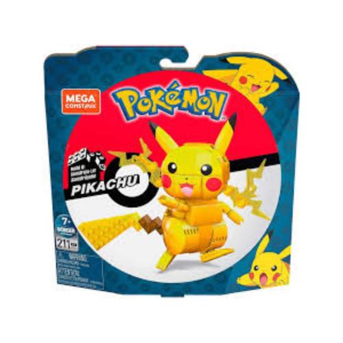 Mega Construx Pokemon Pikachu Age 7+