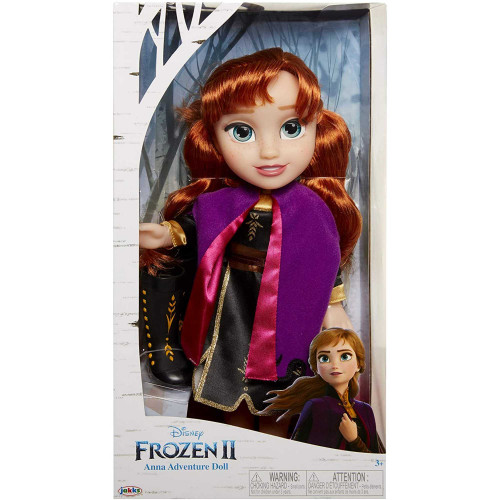 Jakks Pacific Disney Frozen II Anna Adventure Doll