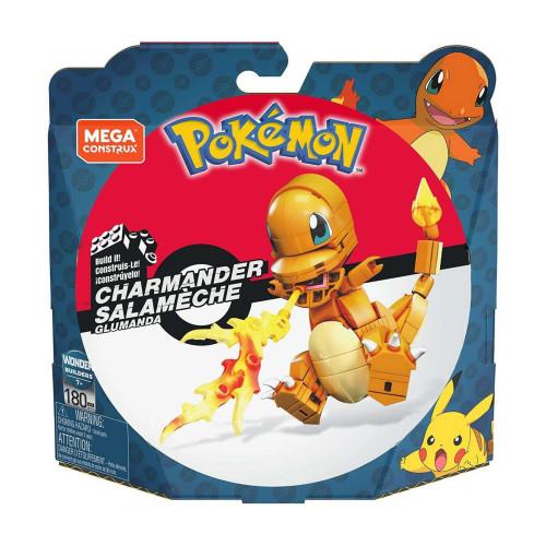 Mega Construx Pokemon Charmander Age 7+