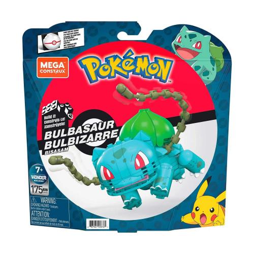 Mega Construx Pokemon Bulbasaur Age 7+