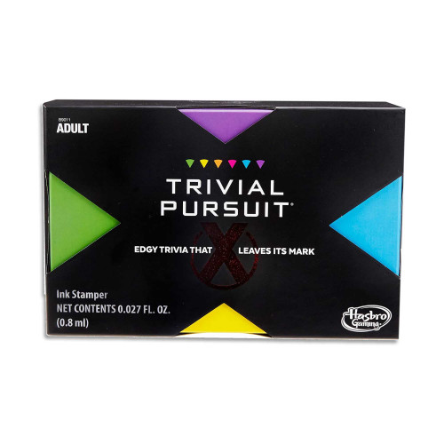 Trivial Pursuit X - Adult Party Games Age 18+
