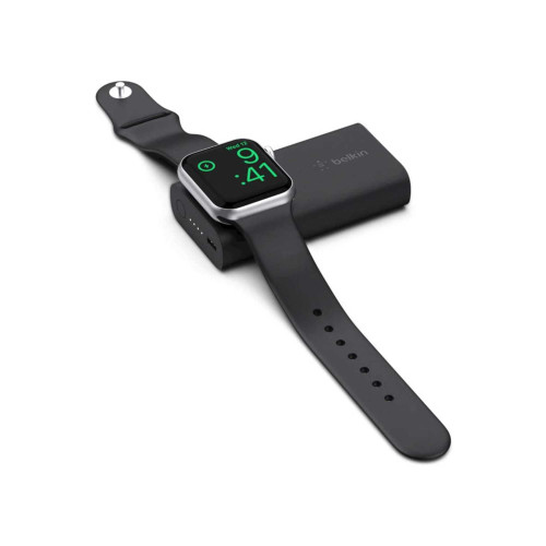 Belkin Boost Charge 2K Power Bank for Apple Watch - Black