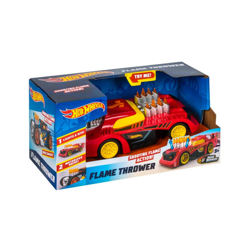 Hot Wheels Road Rippers Flame Thrower Two Timer