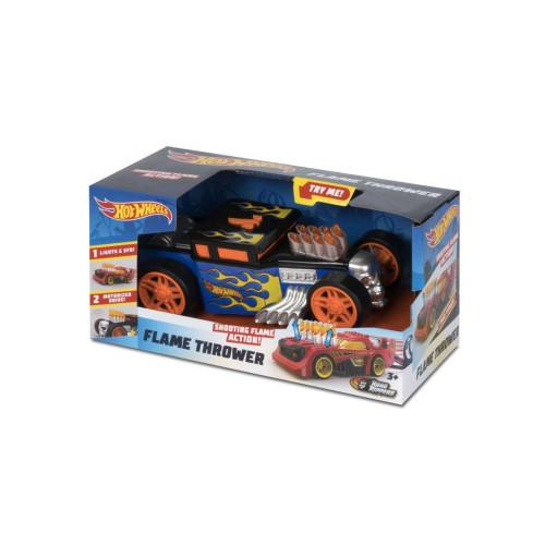 Hot Wheels Road Rippers Flame Thrower Bone Shaker