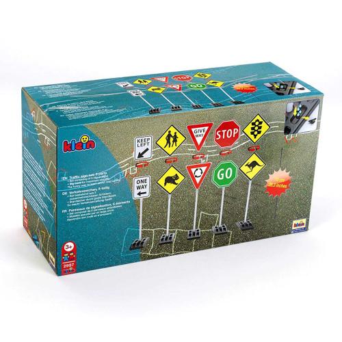 Klein Toys Traffic Signs Australian 5-Pack Toy Set