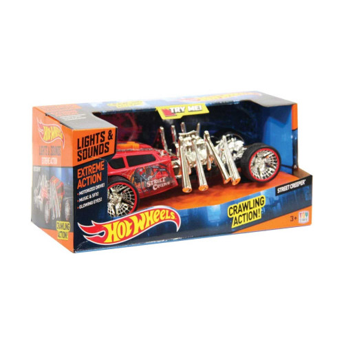 Hot Wheels Extreme Action Street Creeper Age 3+