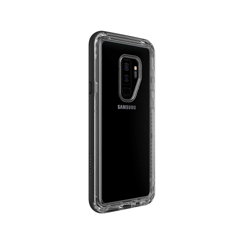 Lifeproof Next Case for Samsung Galaxy S9+ - Black/Clear