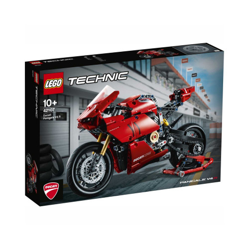 LEGO Technic Ducati Panigale V4 R Building Kit