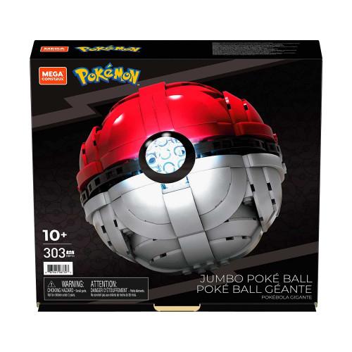 Mega Construx Pokemon Jumbo Poke Ball *NEW1*