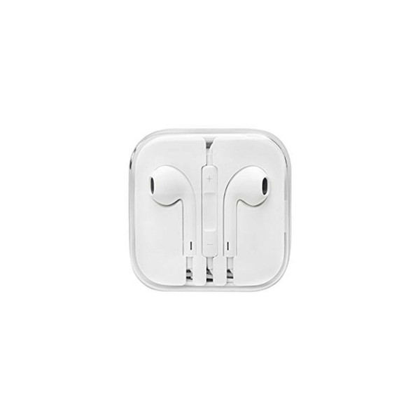 Apple Earpods 3.5mm Handsfree Earphone with Remote and Mic - White