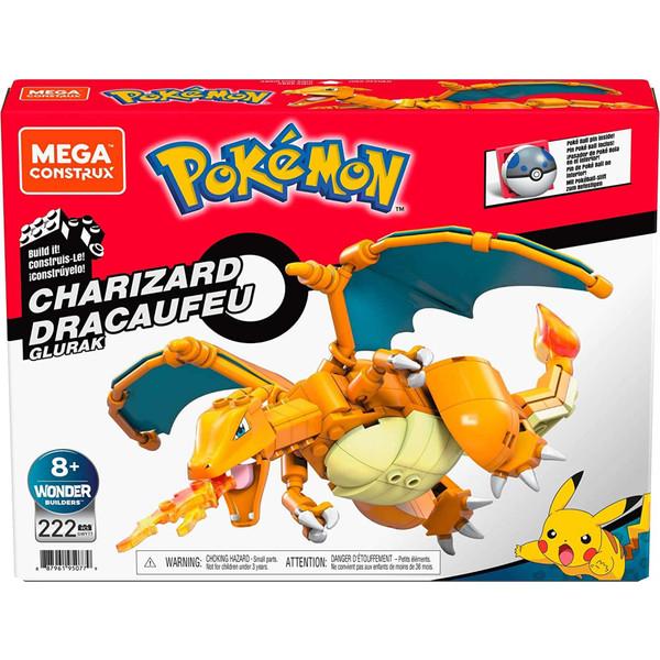 Mega Construx Pokemon Charizard Buildable GWY77