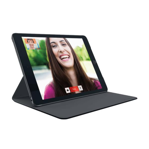 Logitech Hinge Case for iPad Air 2 2014 - Black