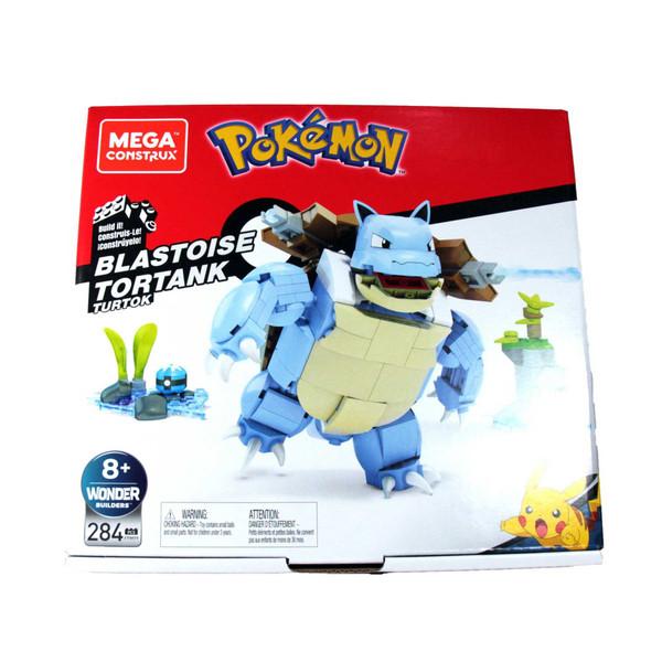 Mega Construx Pokemon Blastoise Buildable