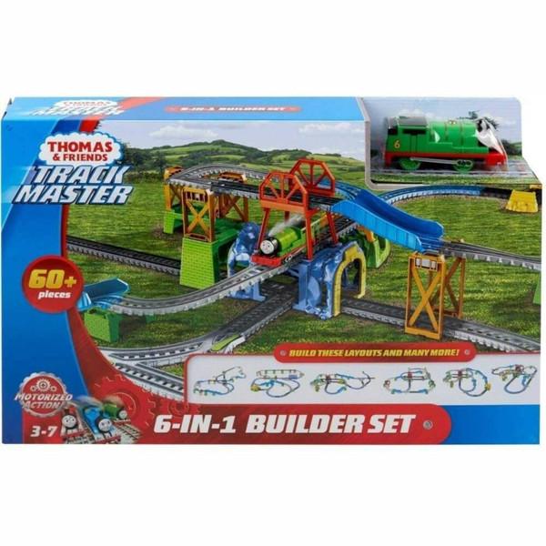 Thomas & Friends Trackmaster 6 in 1 Builder Set